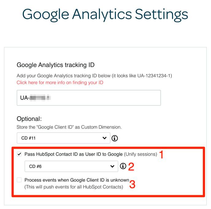Google-Analytics-UserID-Session-Unification